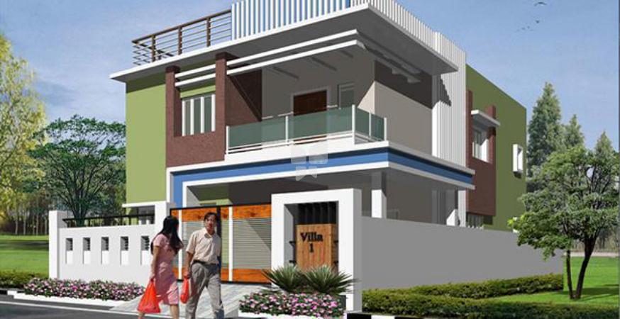 Tripura Landmark Villa - Project Images