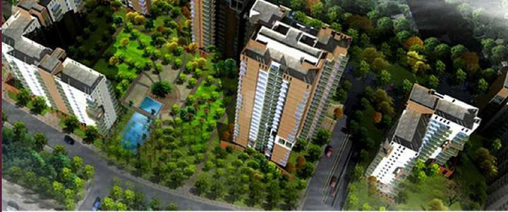 Proview Technocity Apartments - Elevation Photo