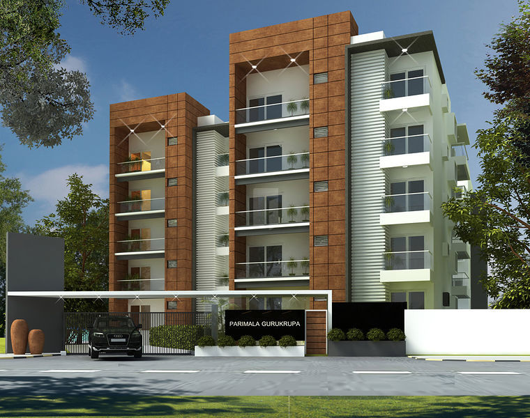 Navamis Parimala Gurukrupa - Project Images