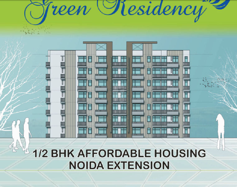 Kingson Green Residency - Elevation Photo