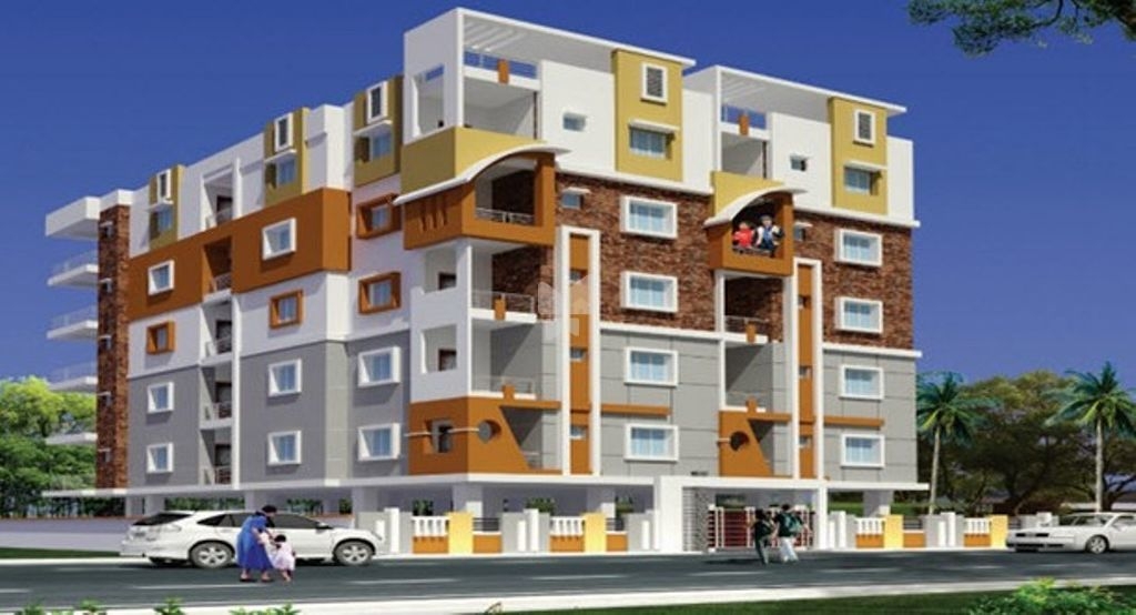 VBM Ushodaya Enclave - Project Images