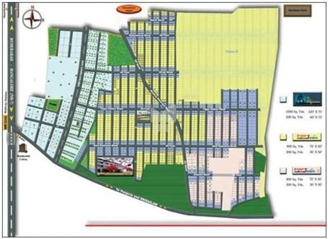Green Home Airport Town - Master Plans