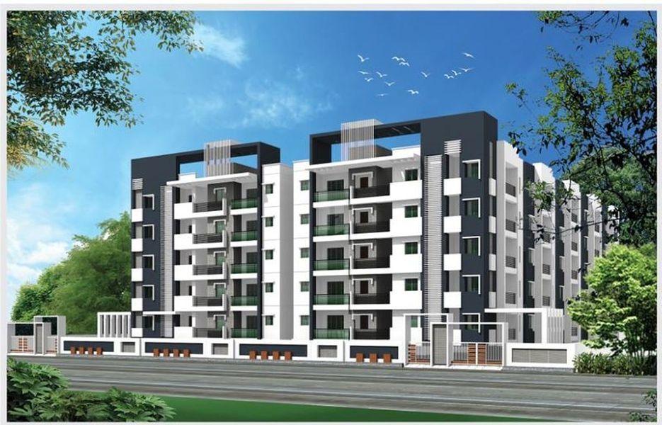 NCN Srivari - Elevation Photo
