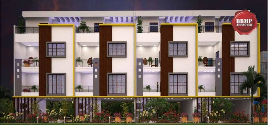 Shankar Prashanthi Kuteera - Elevation Photo