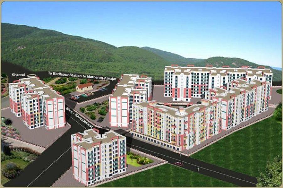 Stalwart Usha Kiran Residency Phase II - Project Images