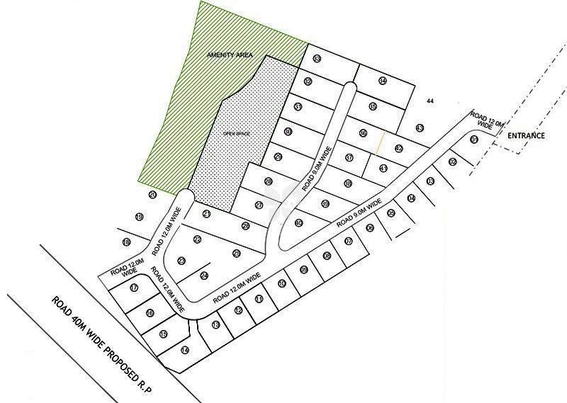 Clover Green Acres - Master Plans