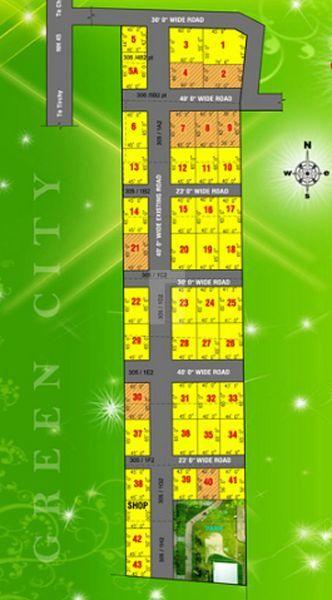 Chennai Green City - Master Plans