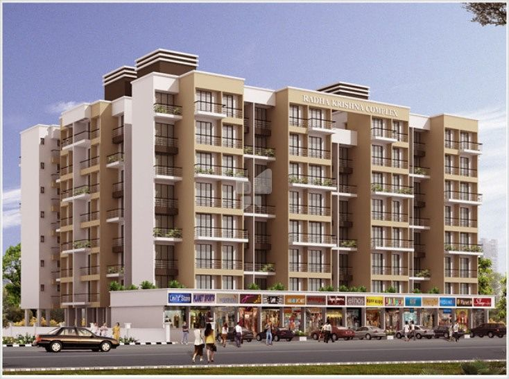 Gami Radha Krishna Complex - Project Images
