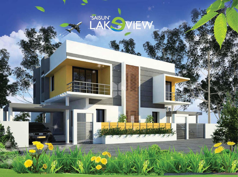 Sai Sun Lakeview - Elevation Photo