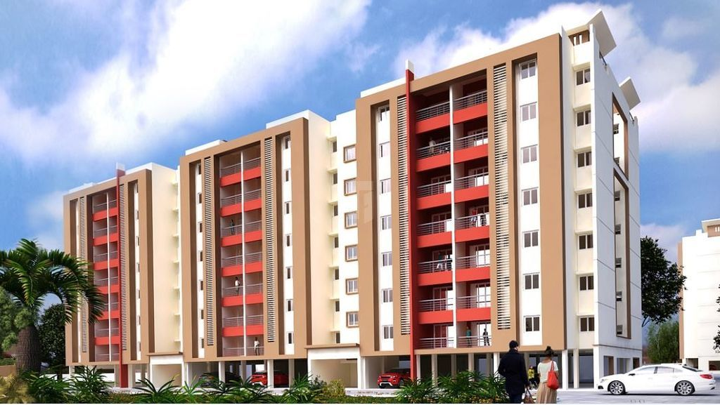 Shriram Properties Temple Bells - Elevation Photo