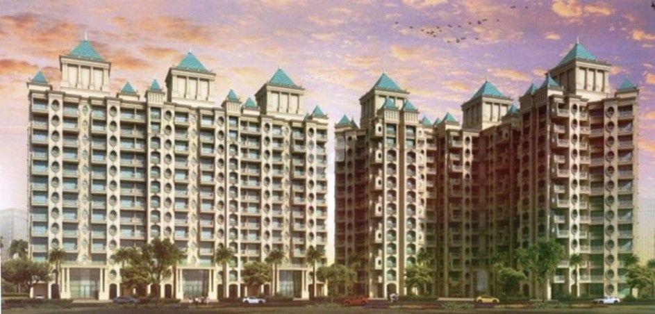 Tharwani Constructions Rosebella - Elevation Photo