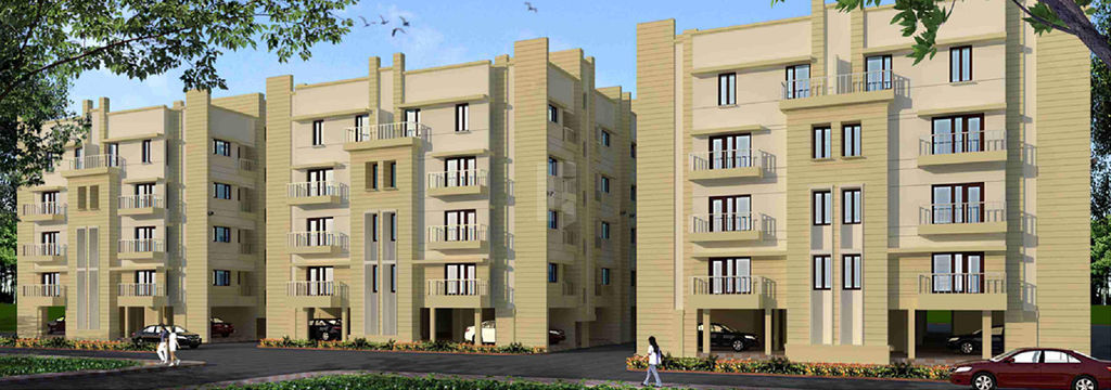 KCC Engineers Enclave - Project Images
