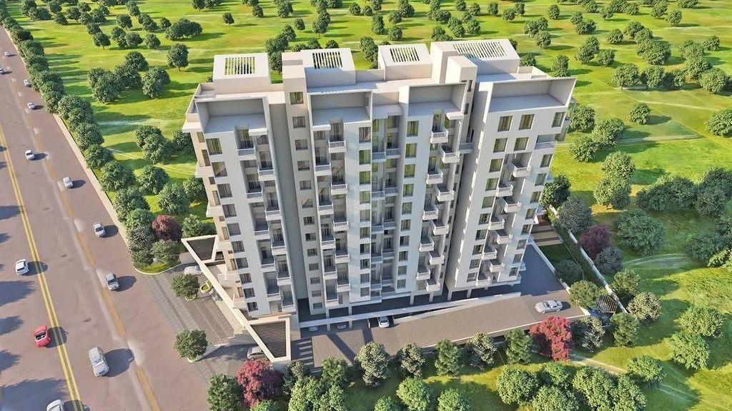 Yashada Splendid Radiance - Elevation Photo