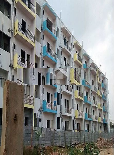 SLV Sri Krishna Sai Enclave - Project Images