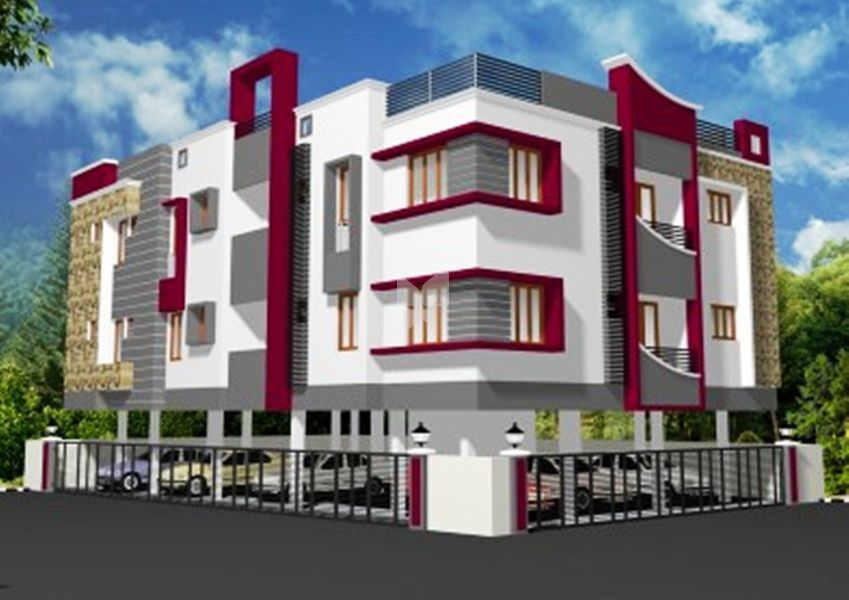 Chinnasamy Shyalaja Enclave - Project Images