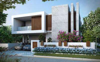 Villas/Homes for Sale in Hyderabad - Roofandfloor from The