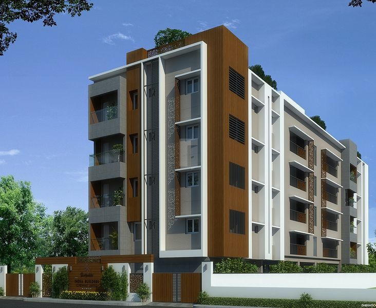 India Samruddhi - Elevation Photo
