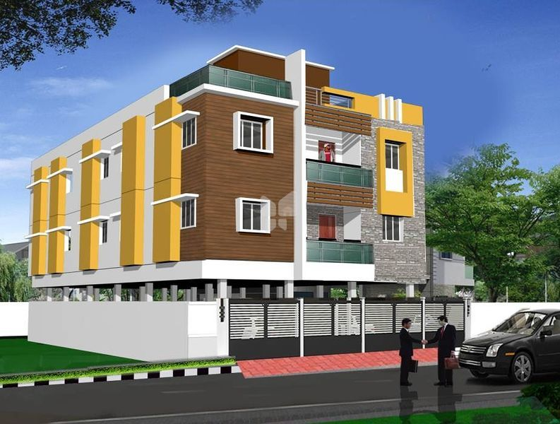 Sree Janyas Kamalam - Project Images