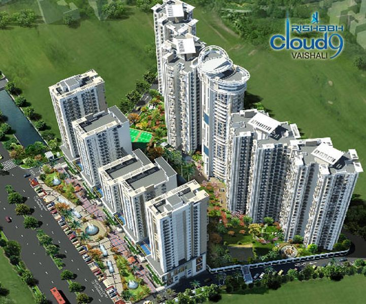 Rishabh Cloud 9 Towers - Project Images