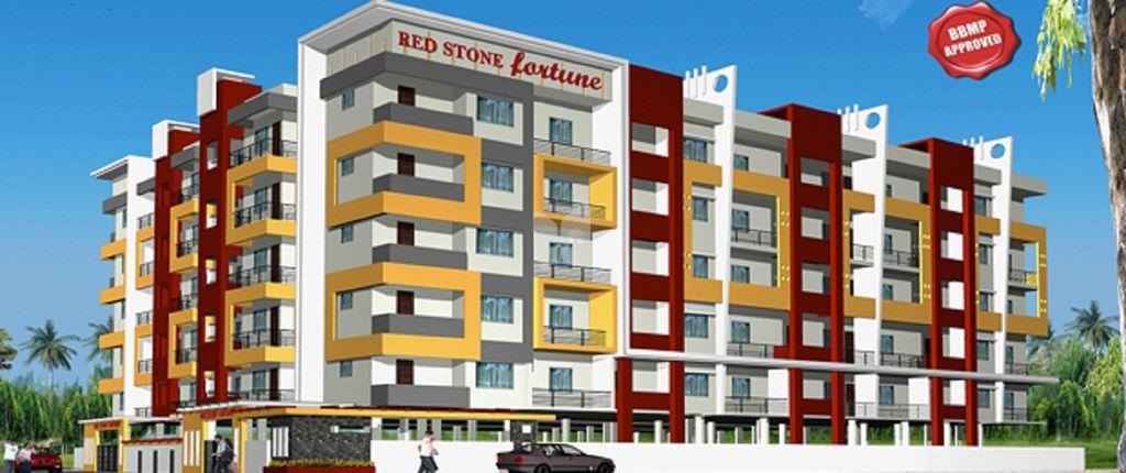 Redstone Fortune - Elevation Photo