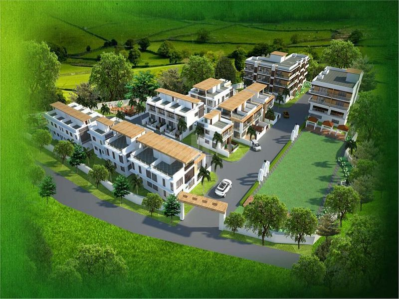 Jem Green Meadows - Project Images