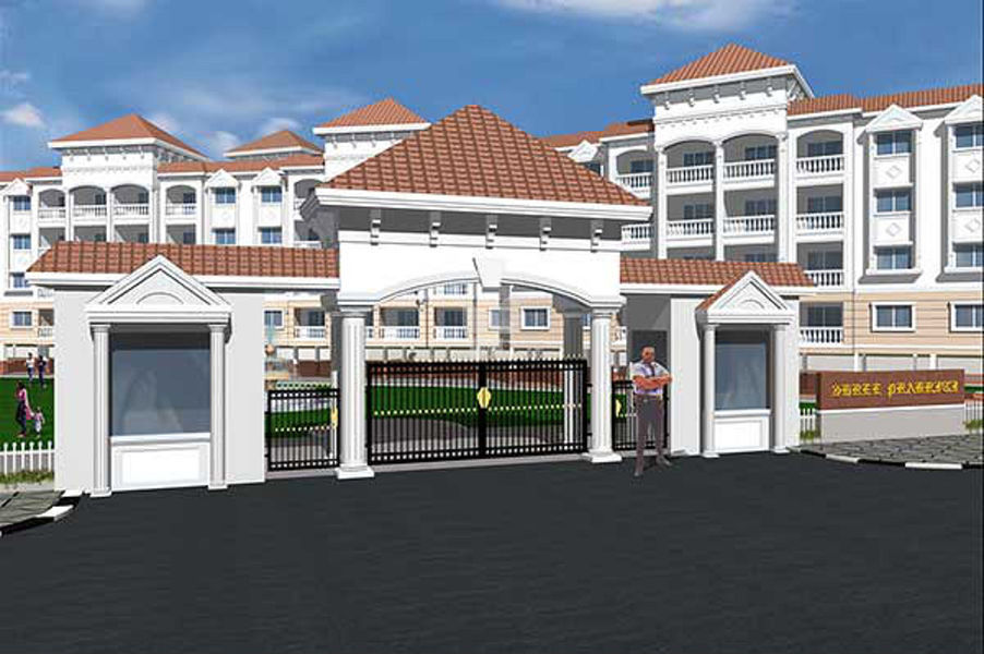 Sovereign Shree Prakriti - Elevation Photo