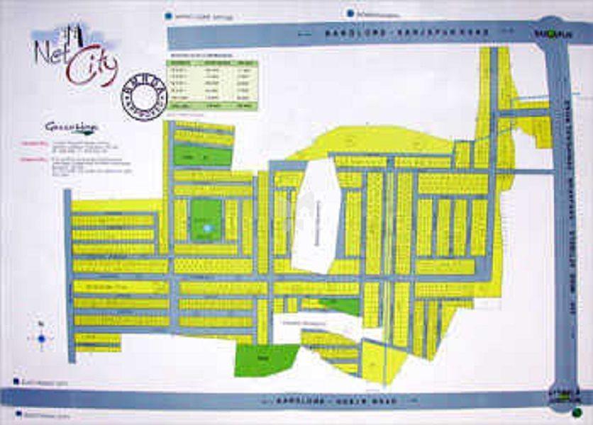 Green Net City - Master Plan