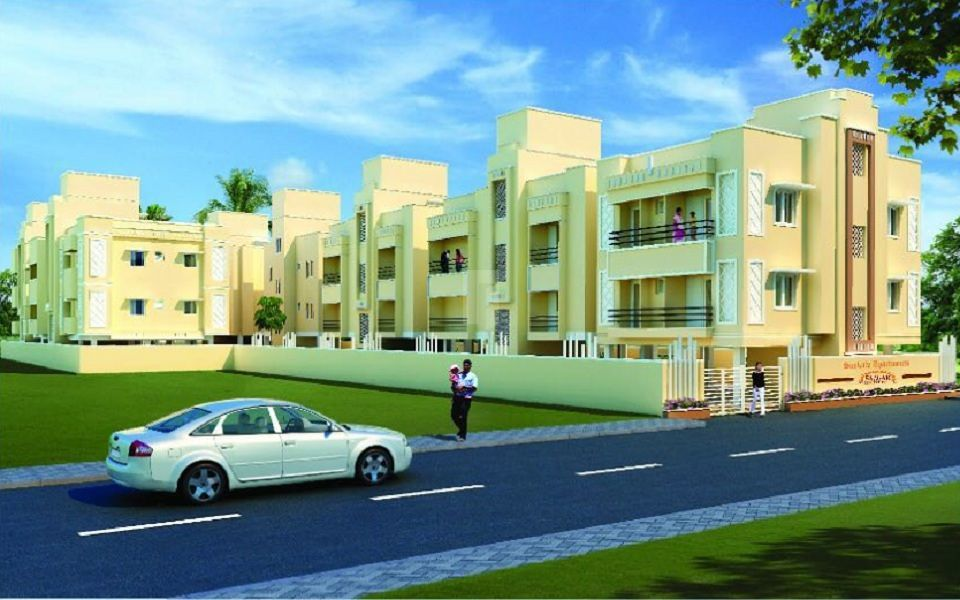 Saagar Sankalp Apartments - Project Images