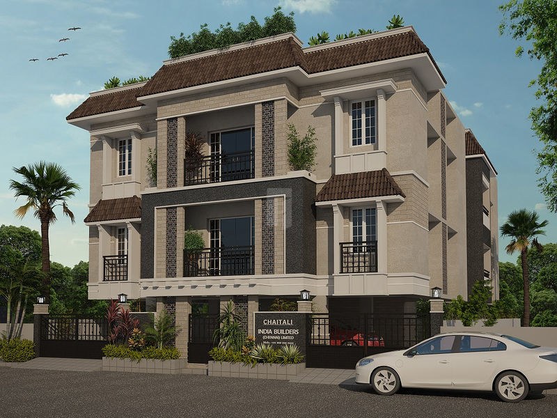 India Builders - Chaitali - Project Images