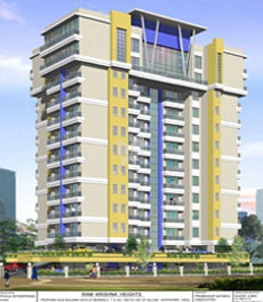 KN Pokar Ramakrishna Heights - Elevation Photo