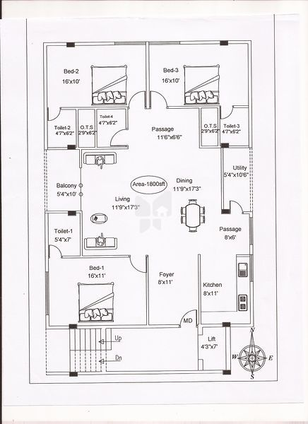 3 bhk apartments in majestic marvel thudiyalur coimbatore by rh roofandfloor com Circuit Diagram Basic Electrical Schematic Diagrams