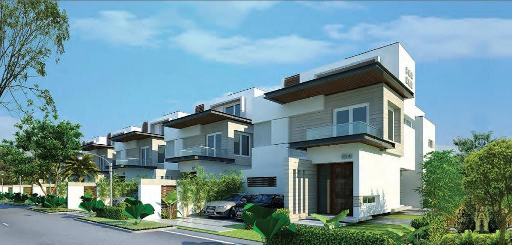 Green Space Fort View Villas - Project Images