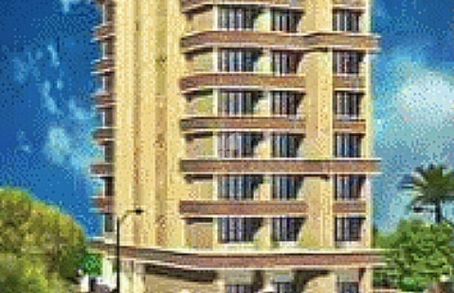Milind Mahalaxmi Tower - Elevation Photo