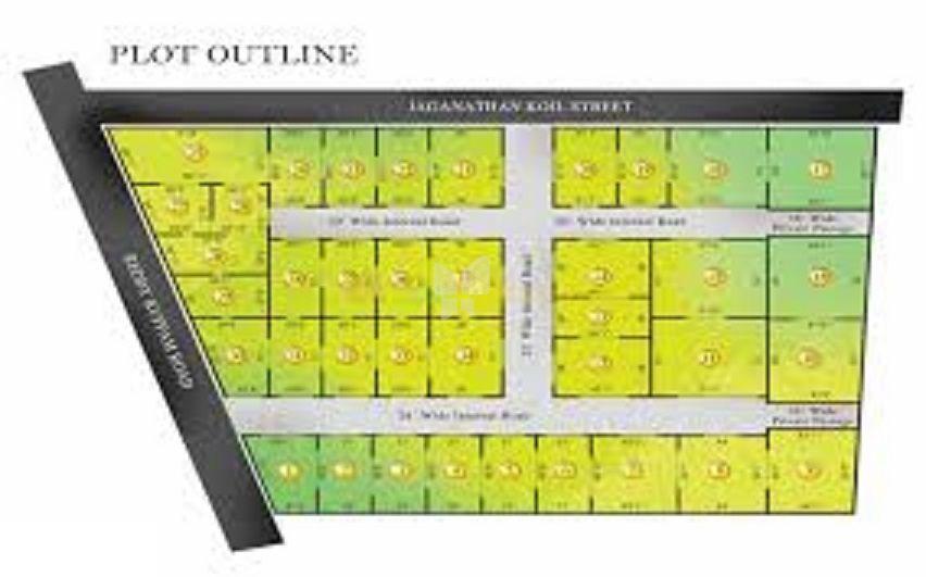 Avani Raghav Enclave - Master Plans