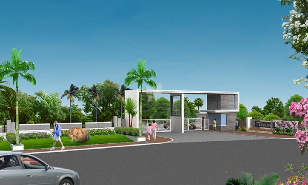 Hindustan Aadhithya Residency - Elevation Photo