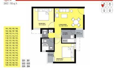 unitech-unihomes-in-nallambakkam-floor-plan-2d-p5a