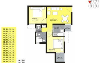 unitech-unihomes-in-nallambakkam-floor-plan-2d-p5c