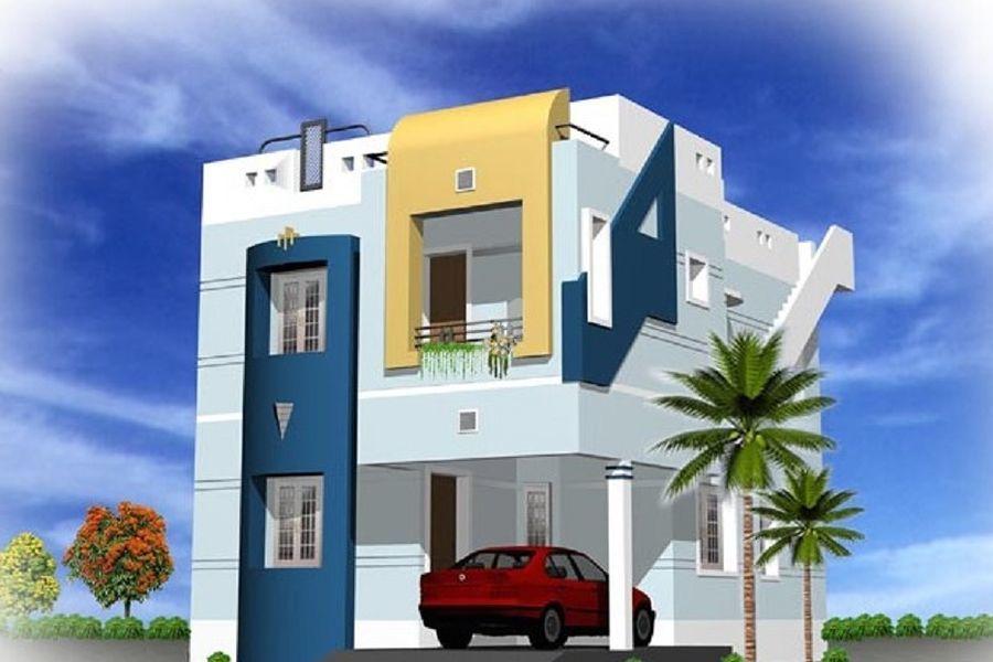 Sri Devi V V Homes Vegneswara Avenue - Elevation Photo
