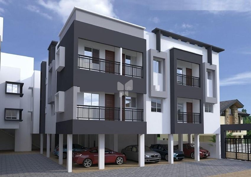 Sweet Homes Kalpa Vruksham - Elevation Photo