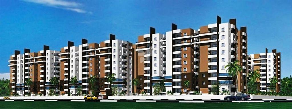 Sankalp Gardenia Towers - Elevation Photo