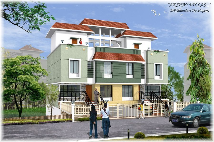 AP Akshay Villas - Project Images