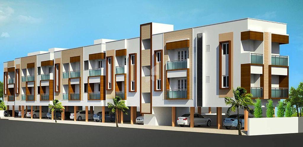 EXL Brindavan - Project Images