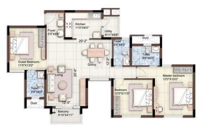 sai-teja-fair-bower-in-cv-raman-nagar-floor-plan-2d-qsn