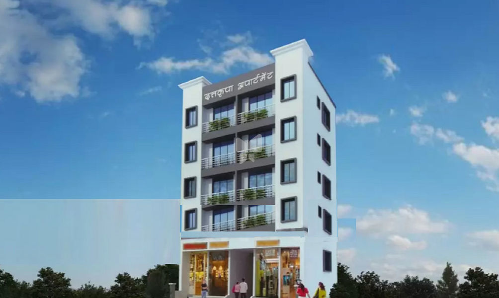 Shiv Manav Shree Dattakrupa Apartment - Elevation Photo