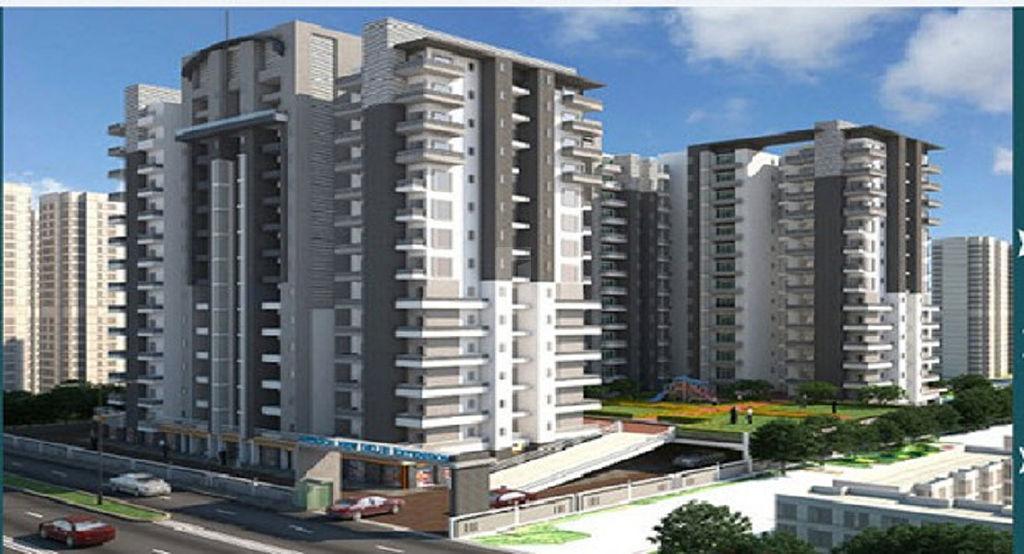 Oxirich New Delhi Extension - Elevation Photo
