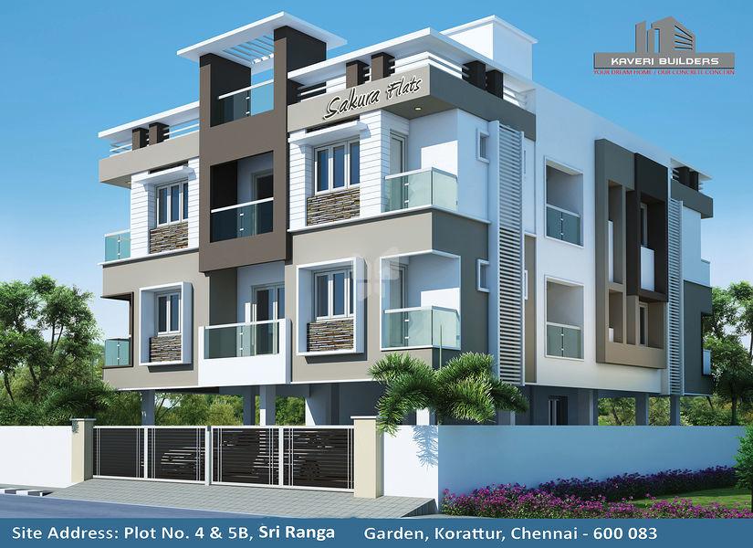 1 Bhk Sakura Flats In Kolathur Chennai Roofandfloor