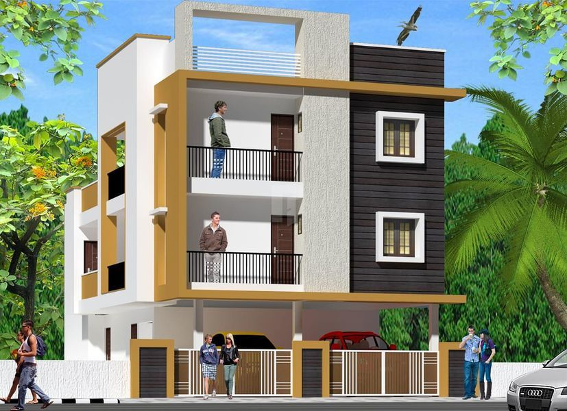 Krishna Homes - Project Images