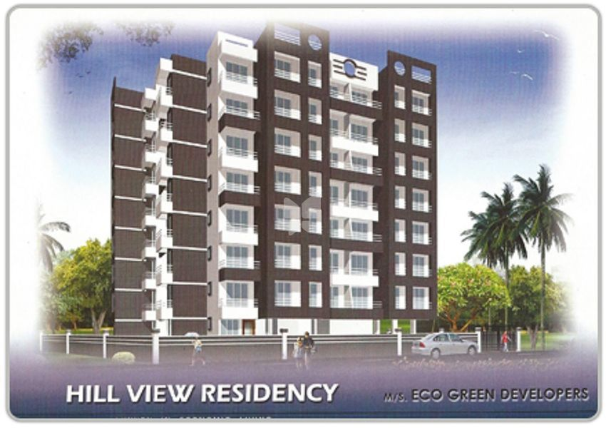 Ecogreen Hill View Residency - Elevation Photo