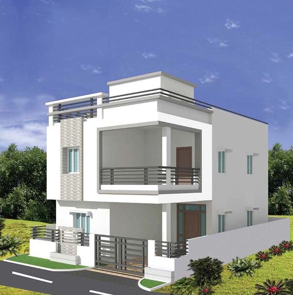 Supraja Harmony - Elevation Photo