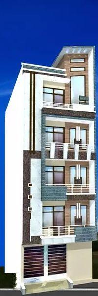 Sandhu Homes - II - Elevation Photo